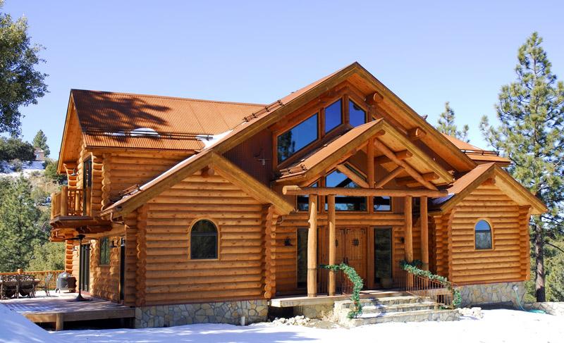 Le bois pour construire votre maison