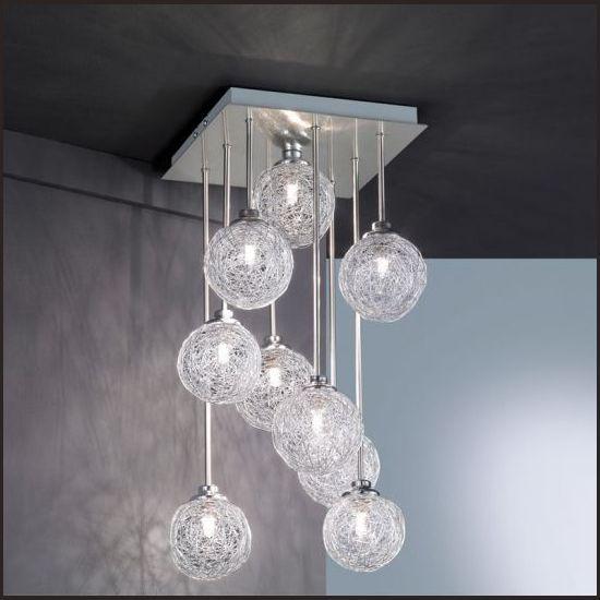 plafonnier lampe led